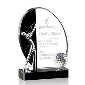 Wadsworth Golf Award - Optical/Black 7""
