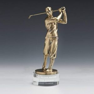 Bobby Jones Swing - Antique Bronze 13""